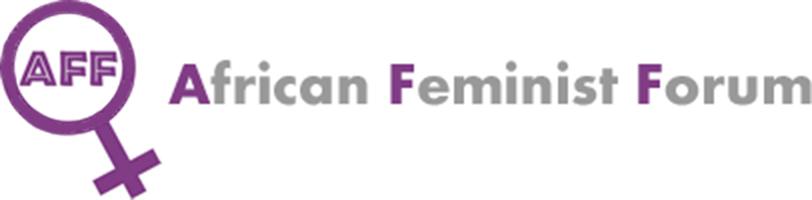 african feminist logo