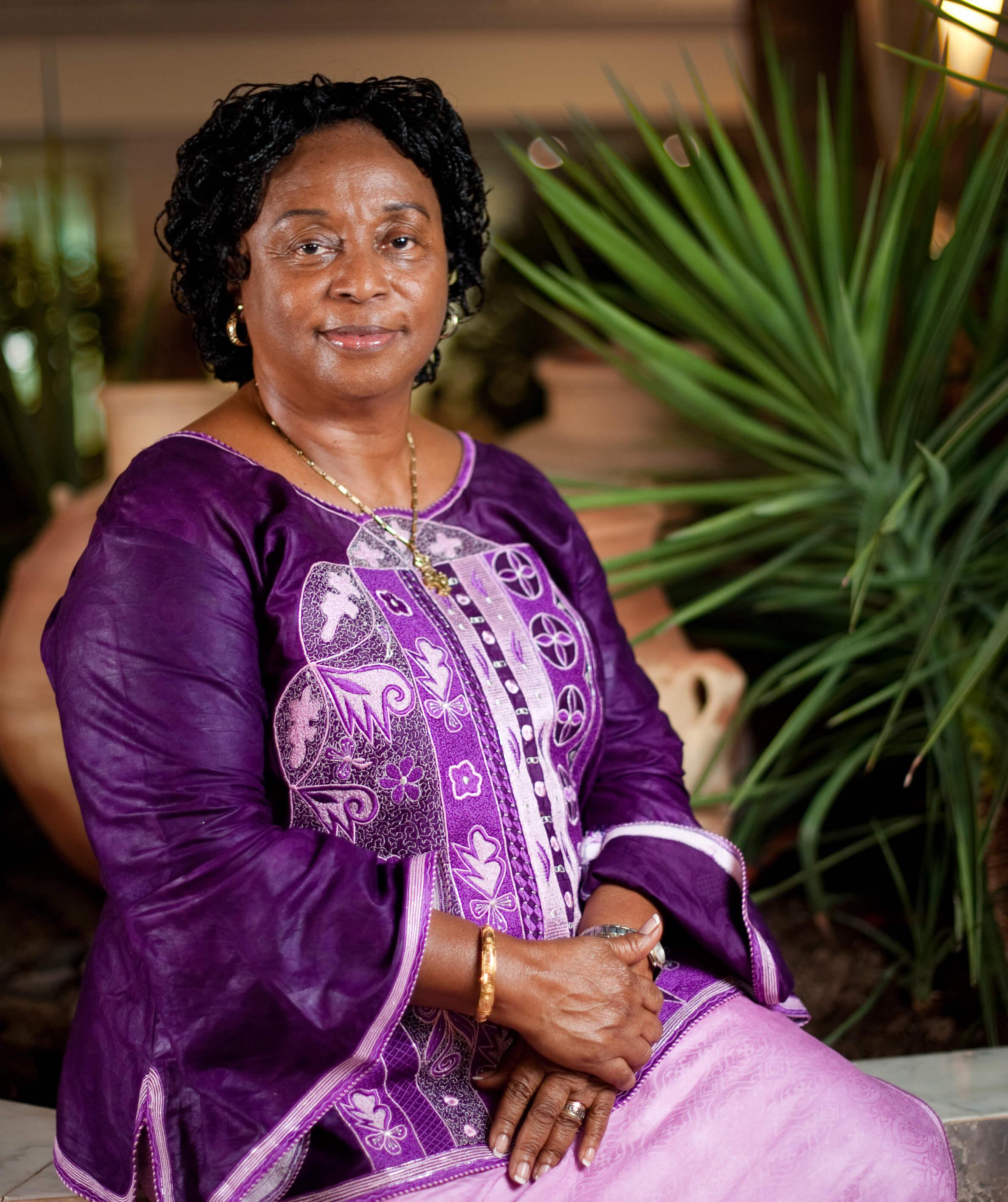 Thelma Awori-