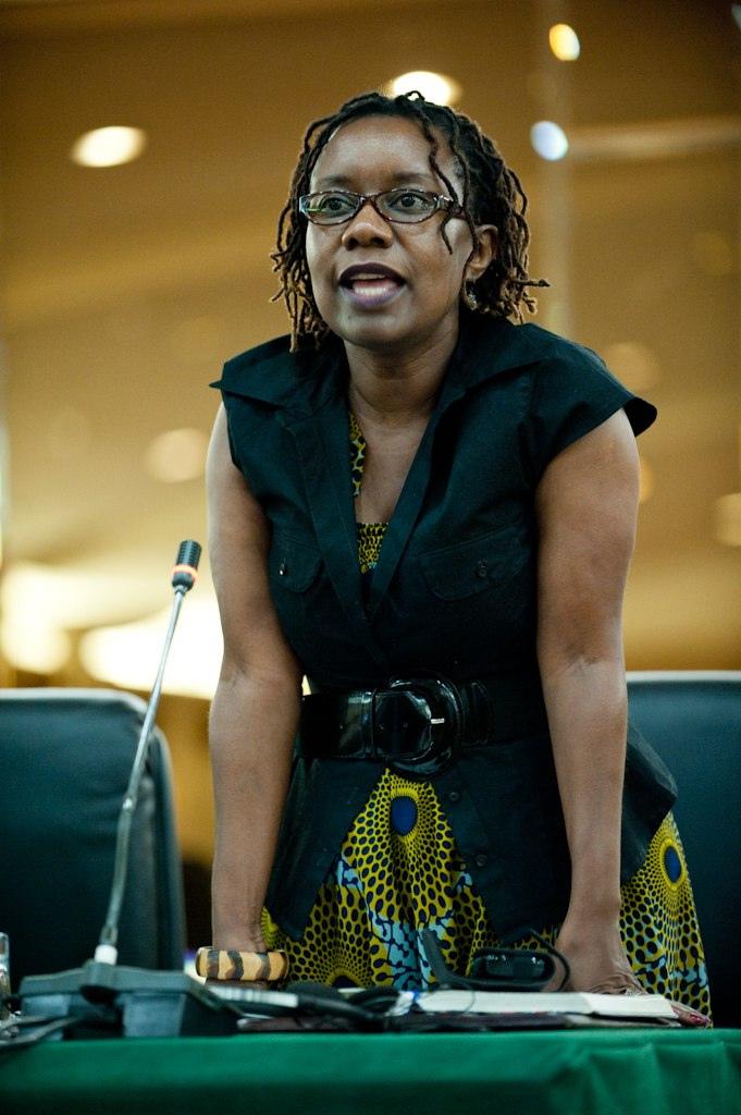 Sarah Mukasa